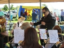 Bletchington Silver Band at the Otmoor Challenge 2015 _10