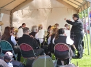 Bletchington Silver Band at the Otmoor Challenge 2015 _16