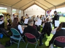Bletchington Silver Band at the Otmoor Challenge 2015 _12